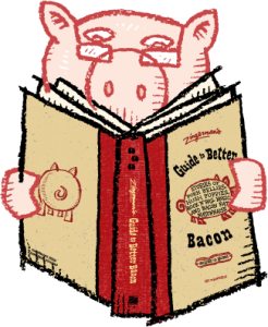 pig-reading-bacon-book