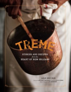 Dinner and book signing with Treme writer, Lolis Eric Elie