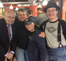 Federal and State Congressional Leaders Meet at Zingerman's Deli
