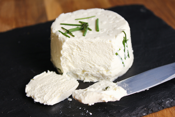 Fresh Goat Cheese from Zingerman's Creamery