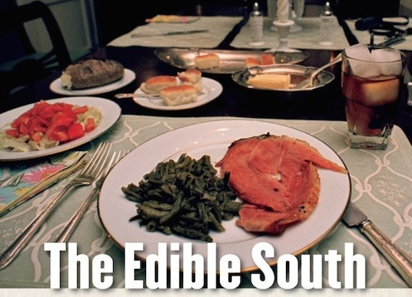Edible South book cover large