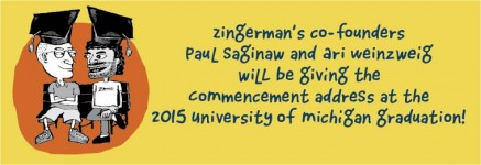 Zingerman's Founders to Deliver UM Commencement Address