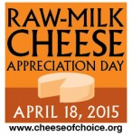 Raw Milk Cheese Appreciation Week