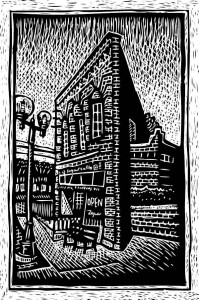 Deli-with-lamppost-scratchboard