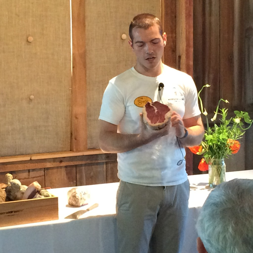 Greg Laketek talks about the Italian tradition of pork curing