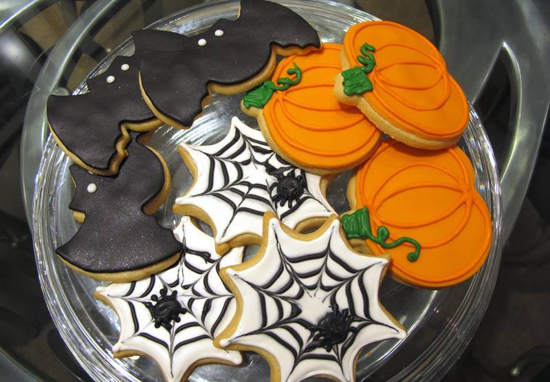 Halloween Cookes BH