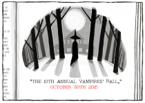 The 10th Annual Vampires' Ball: A Benefit for Food Gatherers