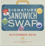 Signature Sandwich Swap