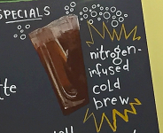 What's All the Buzz About? Nitro Cold Brewed Coffee!