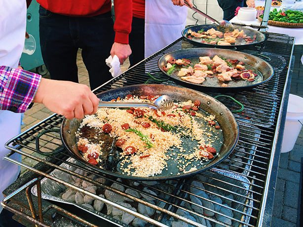 We're Throwing THREE Paella Parties, and You're Invited ...