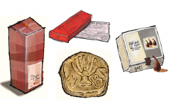 9 Chocolate Gifts for the Luckiest People on Your Holiday List