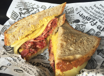 12 Delicious Photos: Every Zingerman's Deli Sandwich of the Month from 2016