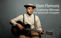 Hot Ticket: American Songster Dom Flemons Is Coming to The Ark January 16