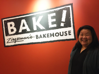 This Baker Just Took Her 200th Class at BAKE!