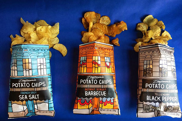 Zingerman's Potato Chips Are Now on the Shelves at Your Local Market