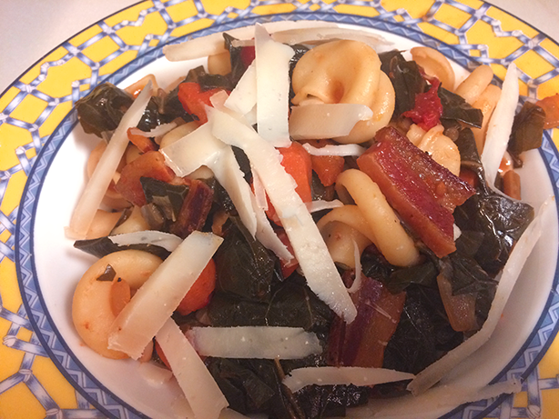 Cooking with Grace: Make Pasta Primavera Like a Pro ...
