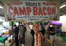 Camp Bacon Events Are Selling Out! Get Your Tickets Today.