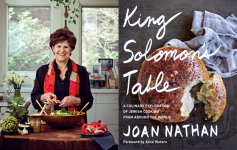 Joan Nathan Brings a Taste of the World to Zingerman's Roadhouse