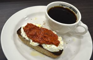 Zingerman's Coffee Toast Bar