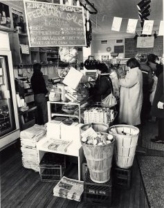 Zingerman's Deli in the early days