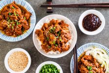 A regional Korean dinner at Miss Kim on April 29th: A tale of the cooking of two capitals
