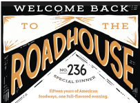 What's New at the Roadhouse