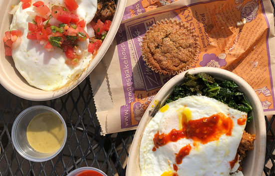 Zingerman's Deli New Mexico Brunch