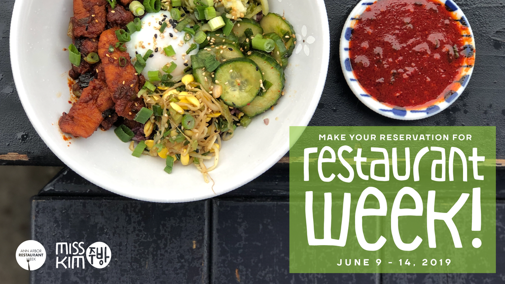 Restaurant Week At Zingerman S Roadhouse And Miss Kim