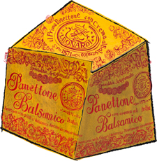 Holiday Gift Pannetone