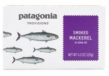 Patagonia Provisions Smoked Mackerel from Spain at the Deli